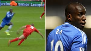 Demba Ba Trolls Liverpool Fans With Excellent Twitter Answer