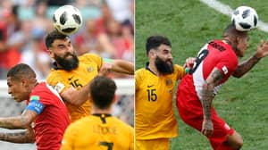 Paolo Guerrero's Touching Gesture To Mile Jedinak For Saving His World Cup Dream