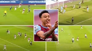 Jesse Lingard Compilation Shows His Incredible Transformation Since He Arrived At West Ham