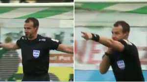 VAR Rules Out Goal At One End, Awards Penalty At The Other