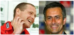 Gazza Recalls Brilliant Jose Mourinho Story