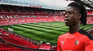 Manchester United Reportedly Set To Meet Eduardo Camavinga's Entourage Next Week Ahead Of Big-Money Move