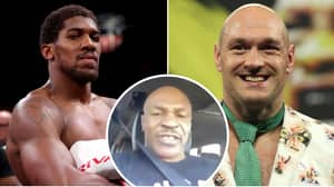 """""""A Recipe For Disaster"""" - Mike Tyson Predicts Tyson Fury Vs. Anthony Joshua"""