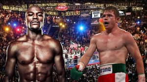 Floyd Mayweather Vs. Canelo II Could Be A World Record $1.5 Billion Boxing Fight