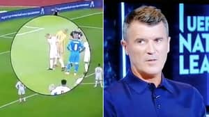 Roy Keane Accuses James Ward-Prowse Of 'Cheating' During Iceland Game