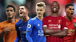 The Premier League's Top 50 In-Form Players Have Been Named