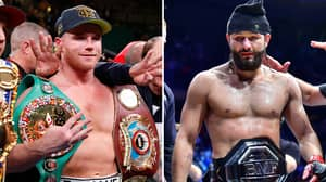 Jorge Masvidal Calls Out Canelo Alvarez And Wants To 'Break His Face' In A Boxing Match