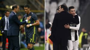 Max Allegri Told Juventus To Sell Cristiano Ronaldo As He Left The Club