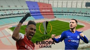 Arsenal And Chelsea Both Struggling To Sell Ticket Allocation For Europa League Final