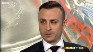People Are Losing Their Minds Over 'Gorgeous' Dimitar Berbatov