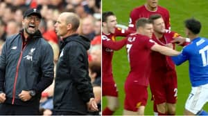 Jurgen Klopp Details How 'Push' Caused The Leicester And Liverpool Bust-Up At Full-Time