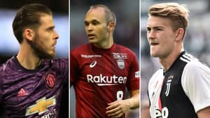 YouTuber Names The Most Overpaid Footballer For Every Age Between 18 And 38