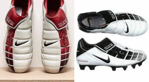 The New Nike Phantom Venom Boots Are Inspired By The Classic Total 90's From 2002
