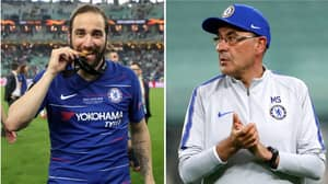How Gonzalo Higuaín Could Be The 'Key' To Maurizio Sarri Pushing Ahead With Juventus Move