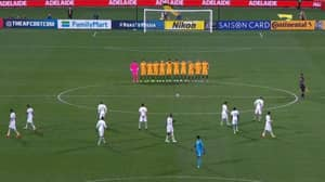 Saudi Arabia Football Team Accused Of Disrespecting Minute's Silence For London Terror Attack Victims