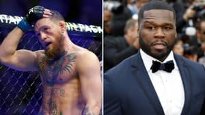 50 Cent Claims Conor McGregor Was Lucky After Khabib Nurmagomedov Fight
