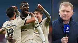 Paul Scholes Says Liverpool Are Worrying About Manchester United