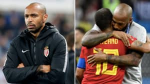 Thierry Henry To Make Coaching Return, Just Two Months After Being Sacked