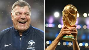 Sam Allardyce Picks His England XI For The World Cup