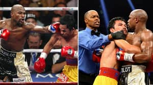 Floyd Mayweather Says He's Travelling To Saudi Arabia To Discuss Manny Pacquiao Rematch