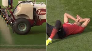 """There's A Theory Behind Old Trafford's """"Injury Plagued"""" Surface And It Stinks"""
