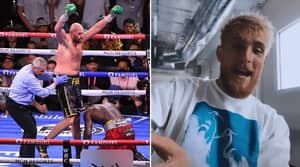 Jake Paul Reacts To Tyson Fury's Win Over Deontay Wilder