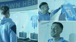 Jack Grealish's Reaction To Finding Out He Will Wear Number 10 For Manchester City Is Wonderful