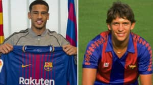 Barcelona Set To Hand Debut To First English Player Since Gary Lineker