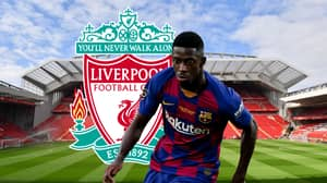 Liverpool Could Make Sensational Move To Sign Ousmane Dembele On Loan