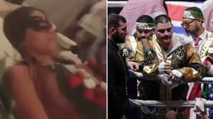Inside Andy Ruiz Jr's Extravagant 30th Birthday Party In The Build-Up To Anthony Joshua Rematch