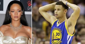 Rihanna Brutally Trolls Stephen Curry