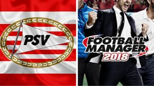 PSV Brilliantly Use Football Manager To Sign Football Manager Wonderkid