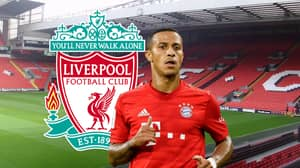 Liverpool On The Verge Of Signing Thiago From Bayern Munich For €30 Million