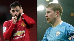 """Bruno Fernandes Has """"Overtaken Kevin De Bruyne To Become The Premier League's Best Player"""""""
