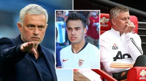 Why Jose Mourinho Is Desperate To Beat Manchester United To Sergio Reguilón Signing