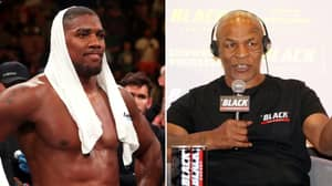 Mike Tyson Fires Warning To Anthony Joshua Ahead Of Rematch Against Andy Ruiz Jr