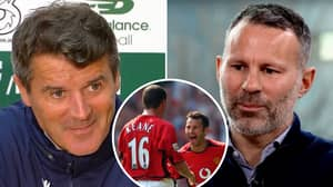Manchester United Legend Ryan Giggs' Incredible Response To Roy Keane Valuing Him At £2bn