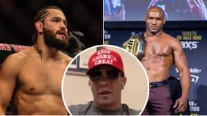 "Usman Vs. Masvidal - Colby Covington Predicts ""Ragdoll"" Victory For UFC 251 Main-Event"