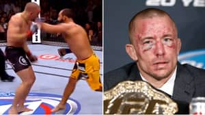 When Georges St-Pierre Retired From UFC After 'Beating' Johny Hendricks