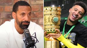 Rio Ferdinand Reveals How Jadon Sancho Can Copy Manchester United Legend To Become Success At Old Trafford