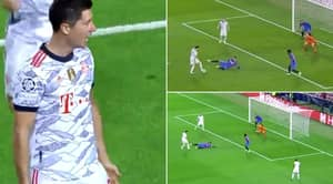 Robert Lewandowski Gets Revenge On Barcelona With Brilliant Finish