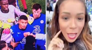 Thiago Silva's Wife Calls Out Daniel Amartey After Touchline Brawl At Chelsea Vs Leicester