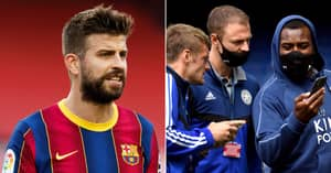 Gerard Pique Makes Plea For Everton And Leicester City In Case Against Super League