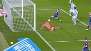 Antoine Griezmann Produces 'Miss Of The Season' Contender Against Real Sociedad
