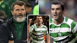 Manchester United Legend Roy Keane Is 'Done As A Manager And Is A Huge Risk For Celtic'