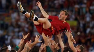 Legend Francesco Totti Officially Retires From Playing Football