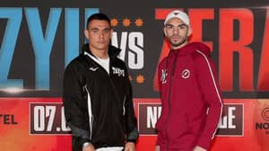 All-Aussie Boxing Bout Between Tim Tszyu And Michael Zerafa Under Threat With One Fighter Sent To Hospital