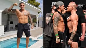Dustin Poirier Lets Conor McGregor Know The Secret Behind Beating Him At UFC 264, He's That Confident
