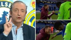 Spanish TV Presenter Drops Astonishing Rant On 'Overweight' Eden Hazard After Real Madrid's Defeat