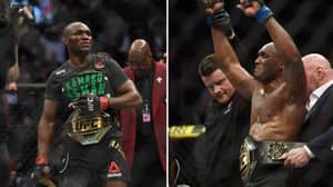 Kamaru Usman Wants Super Fight If He Beats Jorge Masvidal